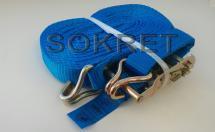 Ремень багажный (РР)  35мм 1т/2т - 6м